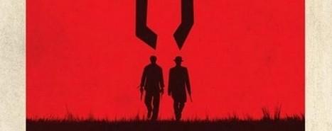 Django Unchained : première affiche | Brain Damaged | Minimalistdesign | Scoop.it