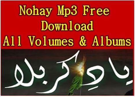 Nohay Mp3 2017' in For Community | Scoop it