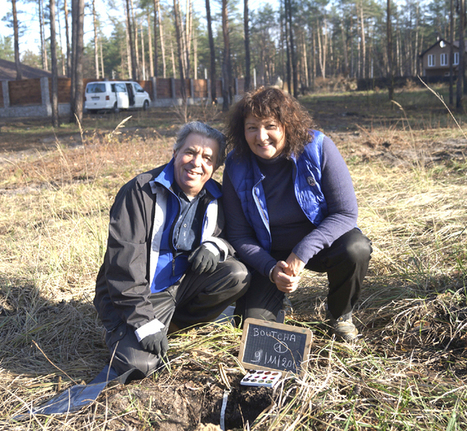 Lydia et Claude Bourguignon : interview autour des sols des jardins | Pour une agriculture et une alimentation respectueuses des hommes et de l'environnement | Scoop.it