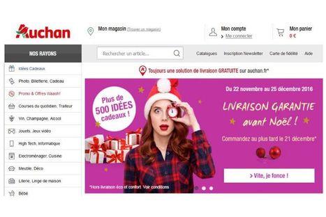 Comment Auchan.fr a augmenté son taux de vente en personnalisant ses promos | Distribution et Commerce | Scoop.it