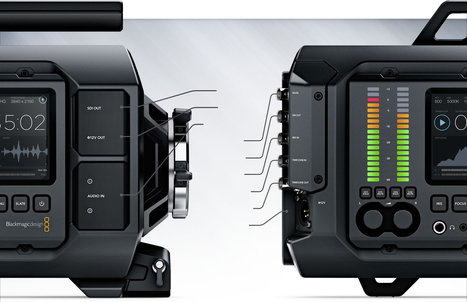 Blackmagic Design: URSA | Cinematography | Scoop.it