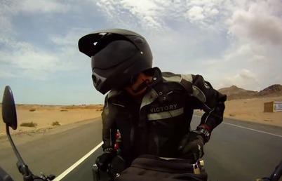 20 000 km à moto en moins de dix minutes | Voyages et balades à moto | Scoop.it