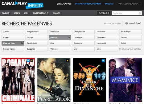 SVOD : Canalplay Infinity fête son année avec 200.000 abonnés | Révolution numérique & paysage audiovisuel | Scoop.it