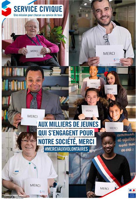 #MerciAuxVolontaires, un film pour remercier les jeunes qui s'engagent au service des autres - Portail Humanitaire | Culture Mission Locale | Scoop.it