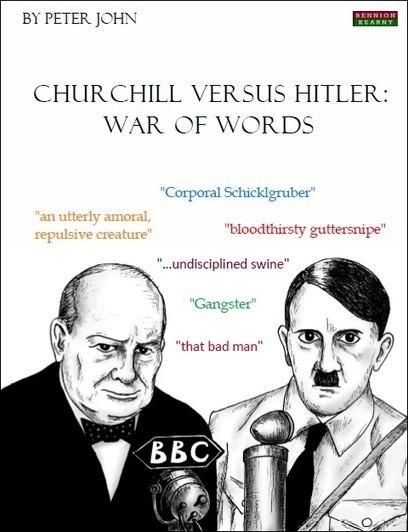 Churchill versus Hitler War of Words | Great historical speeches | Scoop.it