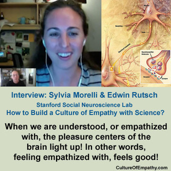Sylvia Morelli and Edwin Rutsch: How to Build a Culture of Empathy with Science | Women Success | Scoop.it