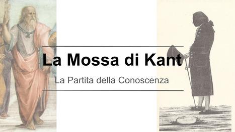 AulaBlog - Video Lezione Kant: conoscenza e rivoluzione copernicana | AulaUeb Filosofia | Scoop.it