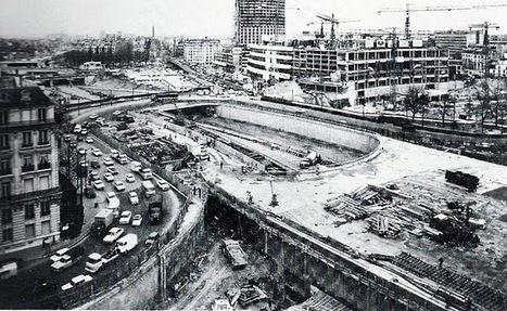 1960 - La construction du périphérique. | Paris Unplugged | Scoop.it