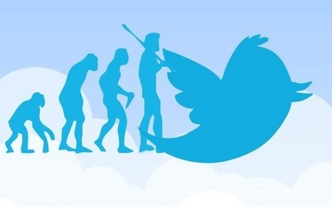 Twitter's Evolution   Looks - Photography - Images & Visual Languages   Scoop.it