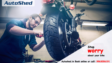 Autoshed | Bike, Bike Repair, Bike Repair Onlin