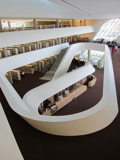 Las bibliotecas: espacios de creación. Cómo evaluar su impacto | blok de bid | INTELIGENCIA GLOBAL | Scoop.it