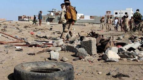 IS suicide bomb kills 48 Yemen soldiers in payday queue | The Pulp Ark Gazette | Scoop.it