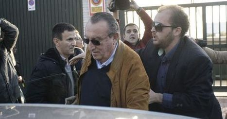Former Castellón Popular Party boss enters prison to begin four-year term #mafia #PP #casta #Espainistan #Spain | News in english | Scoop.it