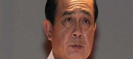 Thai Military Junta Chief Declares Strict Martial Law - Share on Meebal.com | Worldwide News | Scoop.it