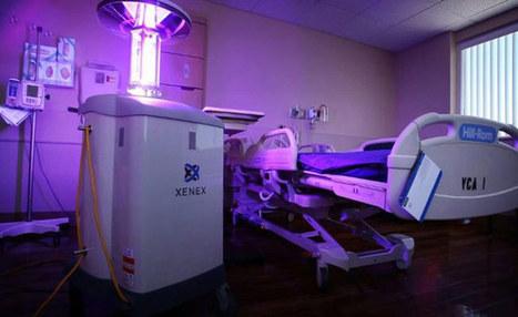 Xenex's Little Moe robot kills Ebola virus : News, News - India Today | SMART INNOVATIONS | Scoop.it