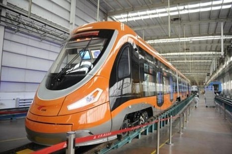 China Develops World's First Hydrogen-Powered Tram | Justine Alford | IFL Science | 911 | Scoop.it