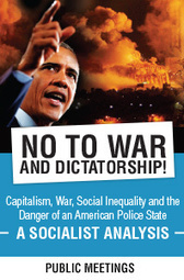 #Syria The Obama administration, public opinion and the drive to war - World Socialist Web Site | How will you prepare for the military draft if U.S. invades Syria right away? | Scoop.it
