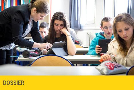 Le numérique à l'école : potentiels et risques | Ressources pour la Technologie au College | Scoop.it