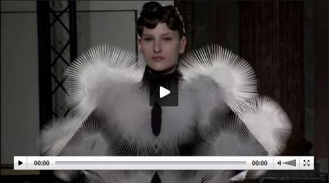 Les designers du Futur | ParisModesTV Fashion WebTV Fashion Week Paris New-York Milan Londres | FashionLab | Scoop.it