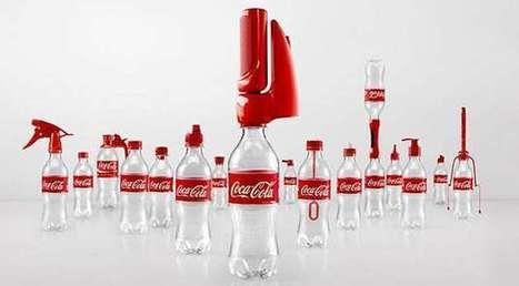 16 moyens originaux de recycler un bouchon de Coca-cola - [Video] Agro Media | Actualité de l'Industrie Agroalimentaire | agro-media.fr | Scoop.it