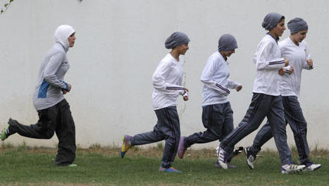 In historic shift, Saudis to allow some girls' sports | Seeing the World More Clearly | Scoop.it
