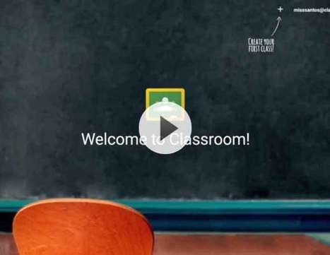 Introducing Classroom for Google Apps for Education | Online Teacher Underground | Scoop.it