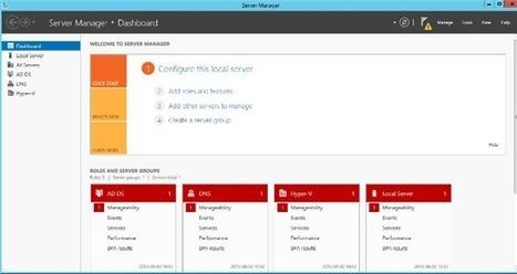 Installing Windows Server 2012 (step by step) | Windows Infrastructure | Scoop.it