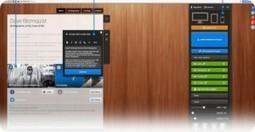 PixelHub. Une carte de visite numérique sur le Web | alexa | Scoop.it