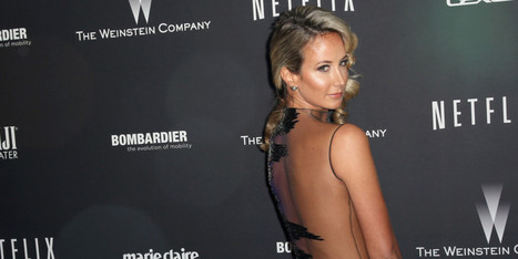 THIS Is The Most Revealing Dress Of The 2014 Golden Globes | Xposed | Scoop.it