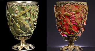 This 1,600-Year-Old Goblet Shows that the Romans Were Nanotechnology Pioneers | A Sense of the Ridiculous | Scoop.it