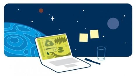 Les nomades numériques | ARTE Creative | Teletravail et coworking | Scoop.it