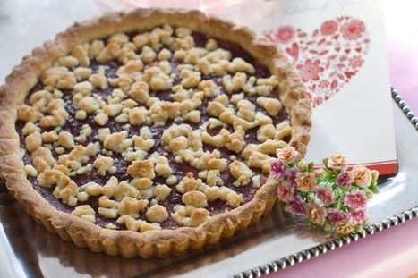 Crostata or Italian jam tart: a treasure recipe where the sum is greater than the parts | The Man With The Golden Tongs Hands Are In The Oven | Scoop.it