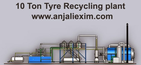 Waste Tyre Pyrolysis Plant | Scoop it