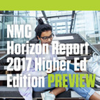 NMC Horizon Report > 2017 Higher Education Edition PREVIEW | eLanguages | Scoop.it