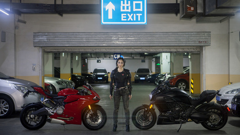 Superbike-Riding Women May Turn China Into Ducati's No. 2 Market | Ductalk Ducati News | Scoop.it