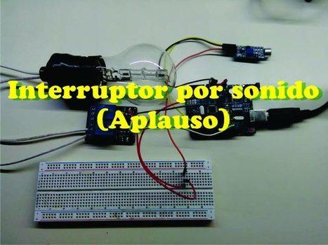 Interruptor por sonido (Aplauso) | Tecnologia, Robotica y algo mas | Scoop.it