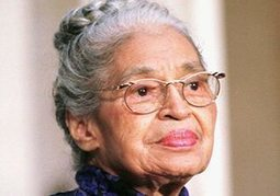 Rosa Parks Facts For Kids Significant People