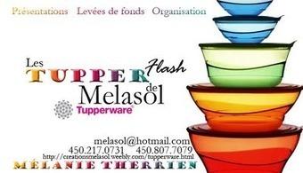 Bien le bonjour ! :) | Tupperware – Mélanie Therrien - Melasol | Tupperware, pourquoi pas ? | Scoop.it