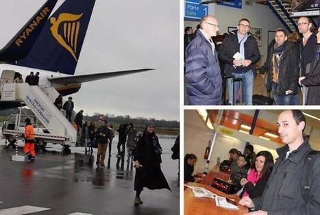Ryanair. La compagnie conquiert toute la Normandie   La revue de presse de Normandie-actu   Scoop.it