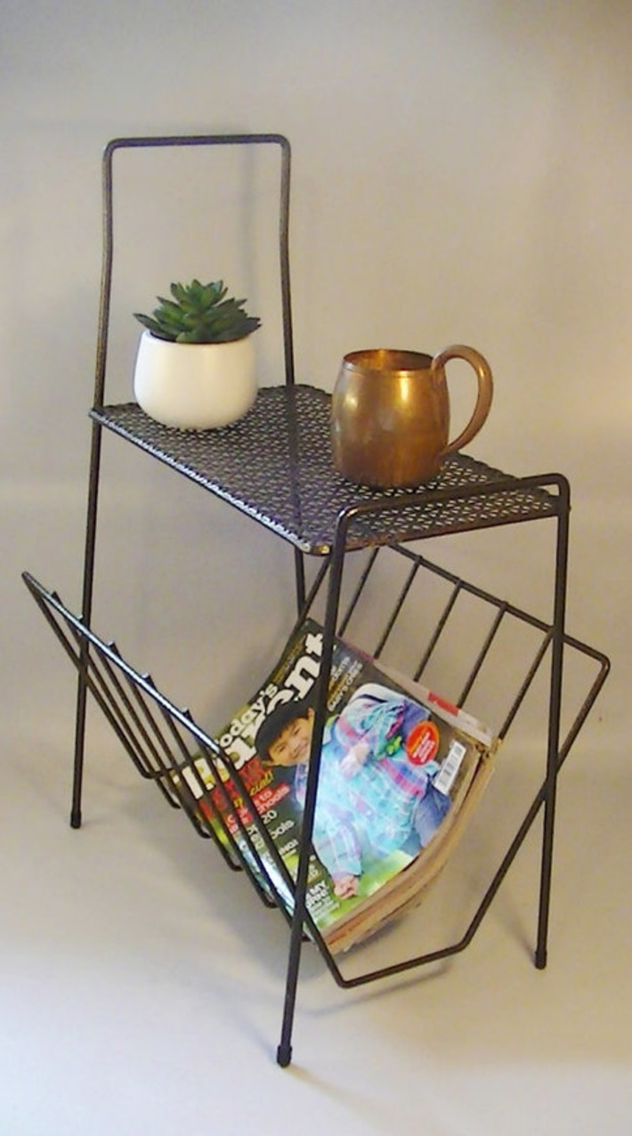 Vintage Hair Pin Wire Table | Antiques & Vintage Collectibles | Scoop.it