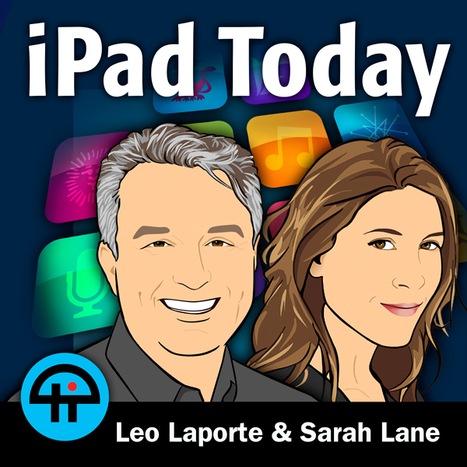 iPad Today 143 | TWiT.TV | iPads, MakerEd and More  in Education | Scoop.it