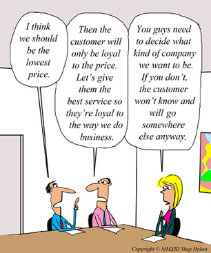 Is Your Customer Loyal to You or Your Price? | Audiology Marketing | Scoop.it