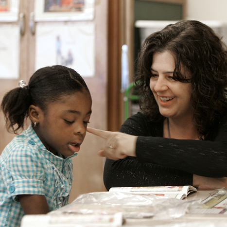 One Thing Teachers Do That They Never Get Credit For | Heal the world | Scoop.it