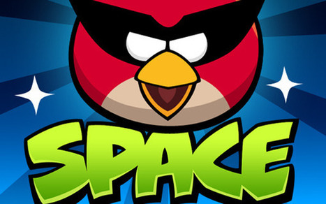 Angry Birds Space Now Available for Download | APPY HOUR | Scoop.it