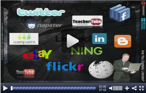 Gavin Dudeney 'What is digital literacy?' | Aprendiendo Lenguas  con TIC | Scoop.it