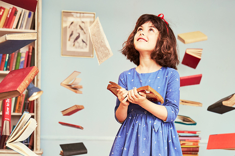 OMG, There's Now A Roald Dahl–Inspired Clothing Collection For Kids | 102nd Place | Scoop.it