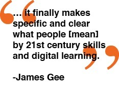 Digital Media: New Learners of the 21st Century | K-6 Information Literacy | Scoop.it