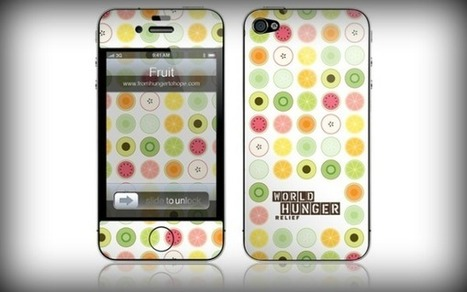 10 iPhone Cases That Help Support Good Causes | Sharing Is Caring | Scoop.it
