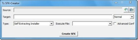 Create Self Extracting Archives And Installers: 7z SFX-Creator | Time to Learn | Scoop.it