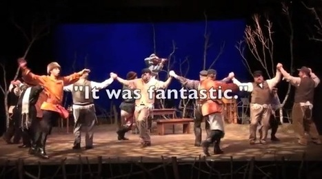 Audiences React to Arrow Rock Lyceum Theatre's Fiddler on the Roof   Broadway World   OffStage   Scoop.it